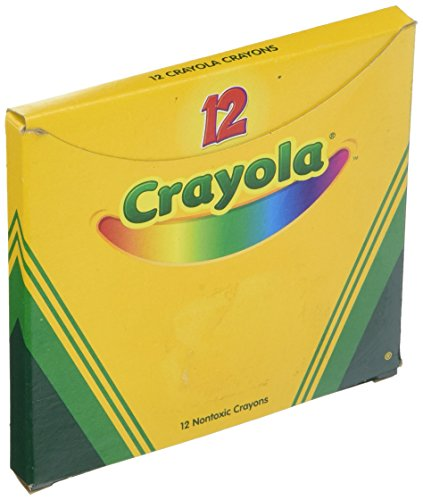 Crayola 52-0836-052 Single-Color Crayon Refill, 5/16' x 3-5/8' Size, Standard, Gray