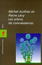 Les arbres de connaissances de Michel AUTHIER