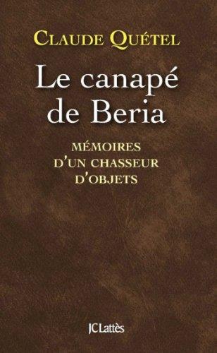 Le canapé de Beria (Essais et documents) (French Edition)