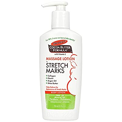 Palmer's Cocoa Butter Formula Massage Lotion for Stretch Marks & Pregnancy Skin Care