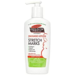 STRETCH MARK LOTION: This non-greasy lotion is ideal for all-over body use to improve skin elasticity, texture & tone and is widely recommended for stretch marks during & after pregnancy or weight fluctuation. NATURAL FACTORS: This lotion features Pu...