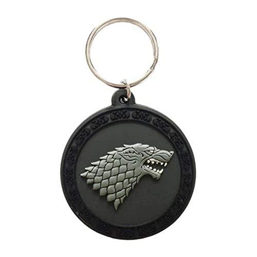 Game Of Thrones - Llavero Stark