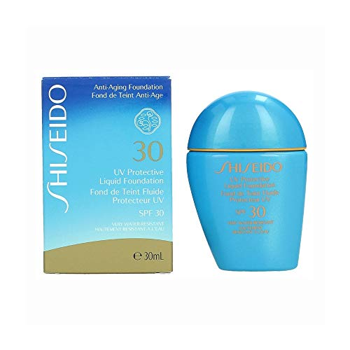 Shiseido Suncare UV Protective Liquid Foundation SPF 43 - MEDIUM BEIGE
