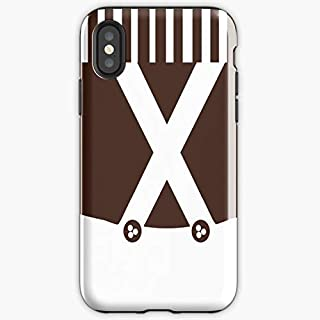 Chocolate Factory Wonka Pure Imagination - Apocalypse Phone Case Glass, Glowing For All Iphone, Samsung Galaxy-decathlon.