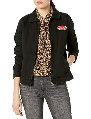 Dickies Girl Junior's Jacket, Black, M