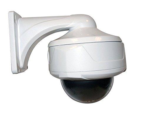 1080P a Prueba de Intemperie al Aire Libre 2.0MP visión granangular de 180 Grados AHD cámara de vigilancia panorámica del CCTV de Fisheye de la Seguridad con 30pcs IR Leds