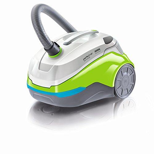 THOMAS 786532 Perfect Air Feel Fresh X3, 1600 W, 3.6 liters, Vert/Blanc
