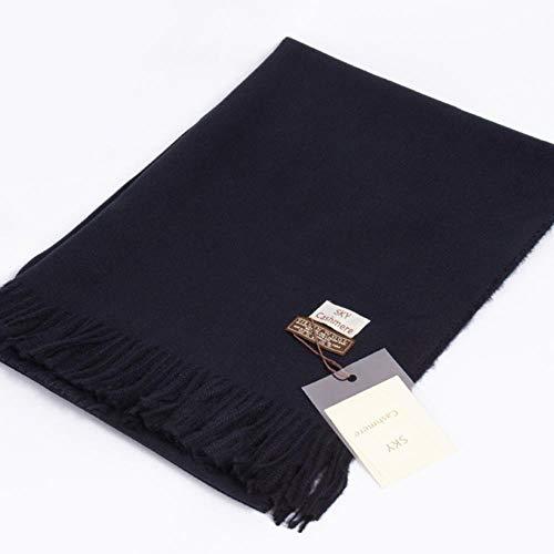 LASISZ Winter zachte warme kasjmier sjaal voor vrouwen wollen sjaals Khaki winter Poncho zwart mannen kasjmier sjaals vrouwelijke sjaal rode Pashmina