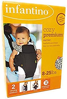 Best infantino baby carrier cozy premium Reviews