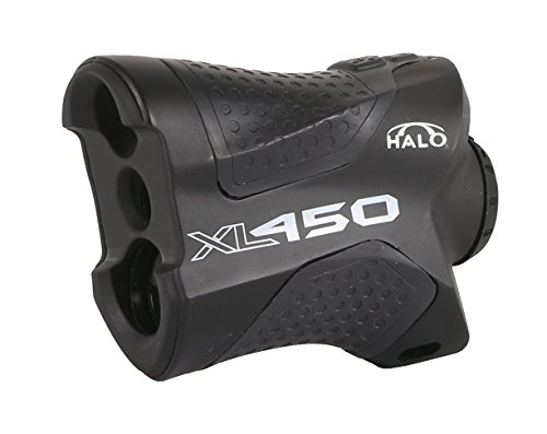 Halo XL450 Range Finder, 450 Yard laser range finder for rifle and bow...