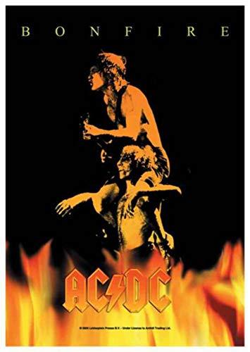 AC/DC Posterfahne 687