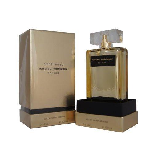 Narciso Rodriguez Amber Musc For Her Eua De Parfum For Women 100 ML