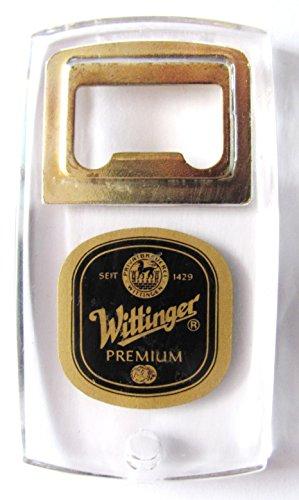 Wittinger Brauerei - Flaschenöffner - Motiv 2