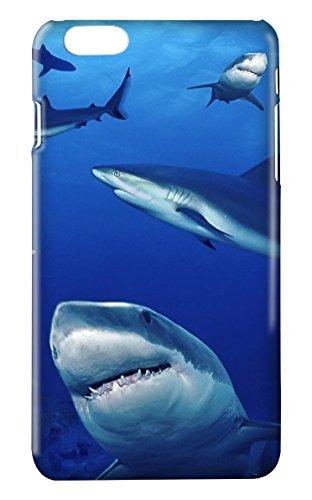 Protector Cristal Templado + Carcasa Tiburon para Samsung Galaxy S6 Edge Plus...