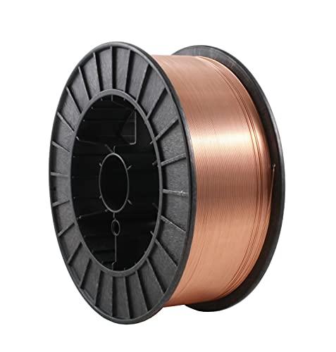 ER70S-6 - MIG Mild & Low Alloy Steel Welding Wire - 33 Lb x 0.035
