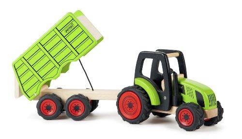 Ulysse Couleurs D'enfance - 13551 - Tracteur & Remorque