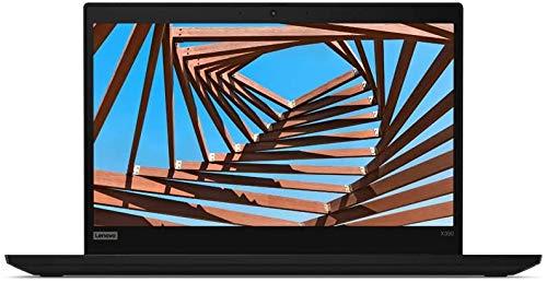 Lenovo ThinkPad X390 Slim and Light Laptop, 13.3' FHD IPS 300 Nits, Core i7-8665U, IR Webcam, Wi-Fi, Integrated UHD Graphics,, Win 10 Pro, Black (8GB | 512GB PCIe SSD)