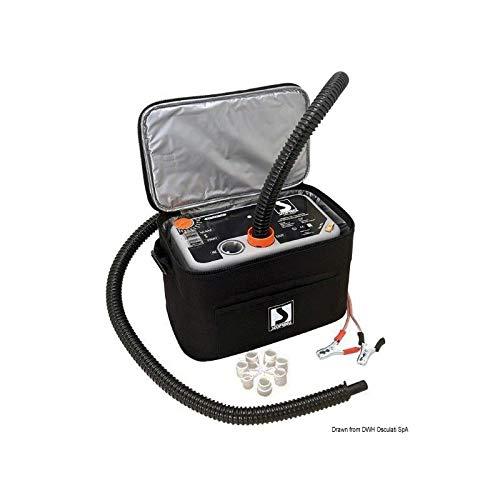 Scoprega Pompe gonfleur /électrique GE 20-2 12 V Caoutchouc Tender Kites