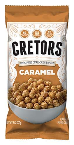 G.H. Cretors Just The Caramel Corn Popcorn, 8 oz-8 OZ