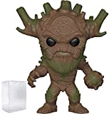 Funko Pop! Games: Marvel Contest of Champions - King Groot Vinyl Figure (Bundled with Pop Box Protector Case)