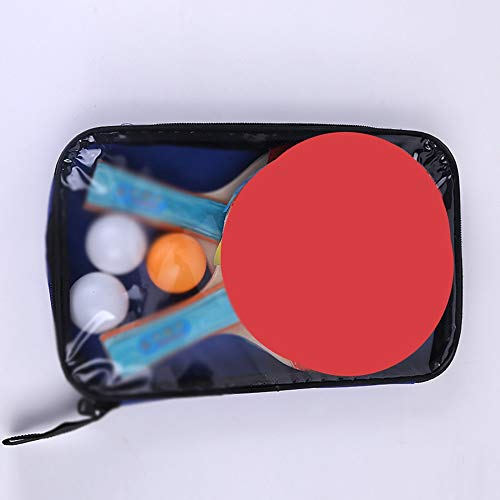 Best Review Of SDAKVDNS Table Tennis Set, Student Training and Entertainment Set, Portable Table Ten...