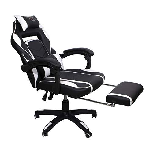 silla gamer roja fabricante CHASER