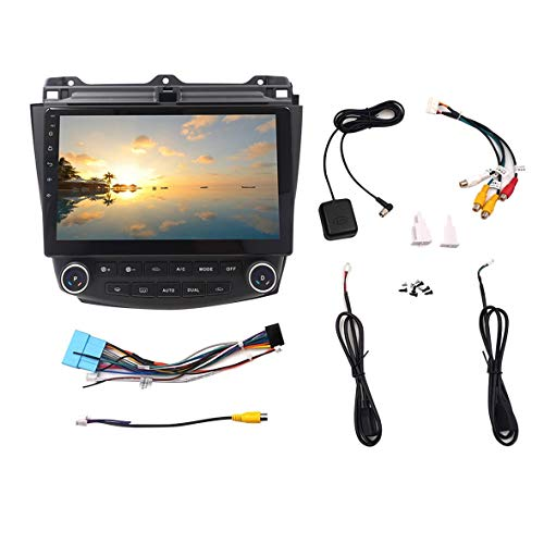Cosye Android Car GPS Reproductor Multimedia Video Radio On Dash Accord 7 Generation 2003-2007 Car Navigation Stereo
