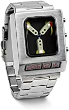 ThinkGeek, Inc. Back to The Future Flux Capacitor Wristwatch