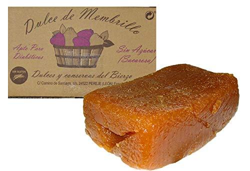 Membrillo Artesano Del Bierzo Sin Azucar Añadido Peso.1.600 gr.