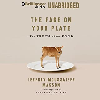 The Face on Your Plate audiobook cover art
