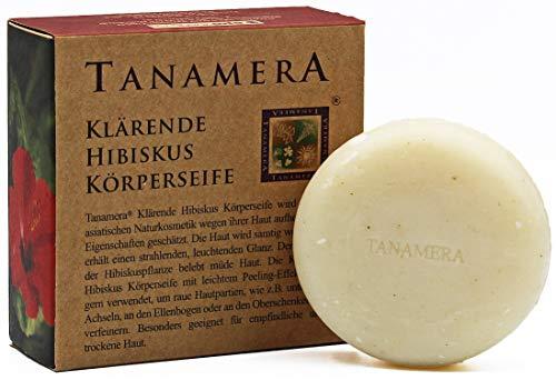 TANAMERA kl�rende Hibiskus K�rperseife 100g