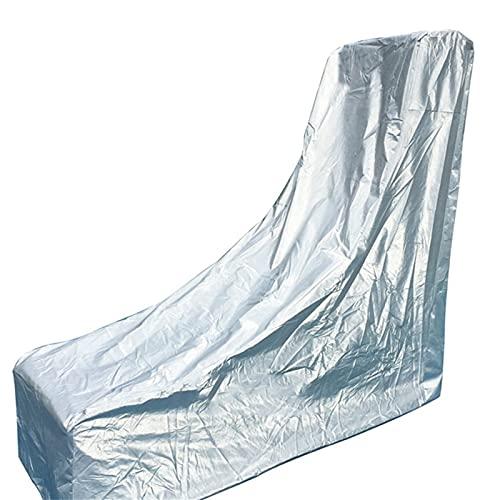 KORANGE Cubierta De Máquina Elíptica Proteccion Solar Impermeable Al Aire Libre Algodón De Película De Aluminio Cubierta De Máquina Elíptica (Size : Medium)