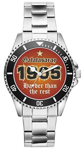 Galatasaray Geschenk Artikel Idee Fan Uhr 2854