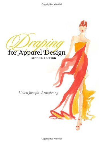 Draping for Apparel Design by Helen Joseph-Armstrong (2008-03-31)