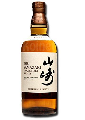 The Yamazaki NAS Single Malt 0,7L 43%
