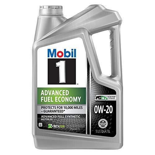 Mobil 1 0W-20 Advanced Fuel Economy Full...