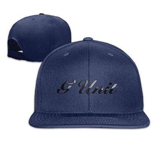 HujuTM Adult G-Unit Set The Pick Adjustable Snapback Flat Baseball Cap - 5 Colors