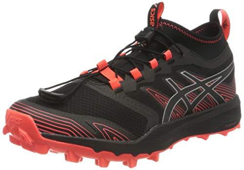 ASICS Fujitrabuco Pro, Zapatillas de Running Mujer, Negro, 37.5 EU