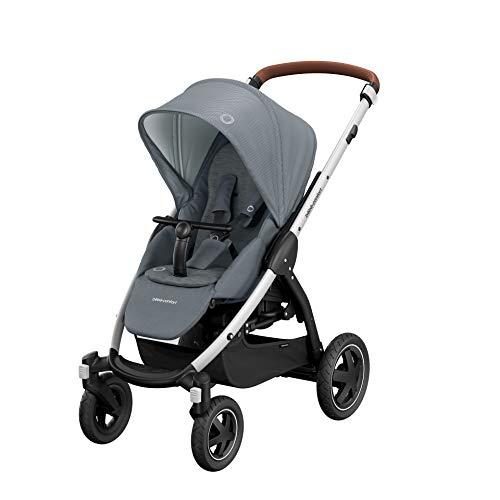 Bébé Confort Stella Kinderwagen, Handlich/praktisch, Hellgrau, ab Geburt bis 3 5 Jahre, 0-15 kg, 1 Stück