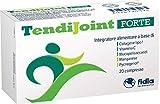 TendiJoint Forte Integratore Alimentare | Ripristina la normale funzionalità dei tendini | Protegge da Stress Ossidativo | Senza Glutine e Lattosio | Confezione da 20 compresse