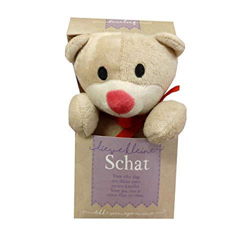Knuffel - In doosje - Lieve kleine schat*