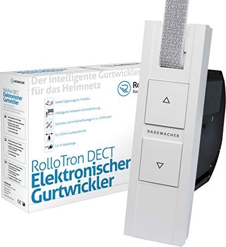 Rademacher RolloTron DECT 1213 - Enrollador eléctrico de persiana con Radio (para...