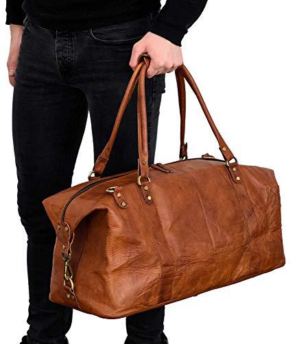 Berliner Bags München XL Weekender Reisetasche - 9