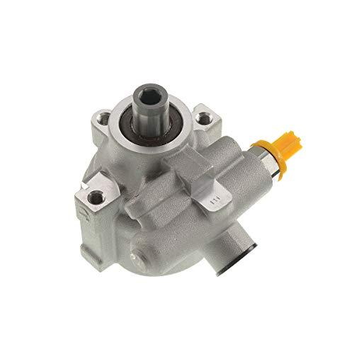A-Premium Power Steering Pump Without Pulley Replacement for Chevrolet SSR Trailblazer GMC Envoy Isuzu Ascender 2003-2006
