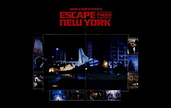 Pop Culture Graphics Escape from New York Poster Movie C 11x17 Kurt Russell Lee Van Cleef Ernest Borgnine