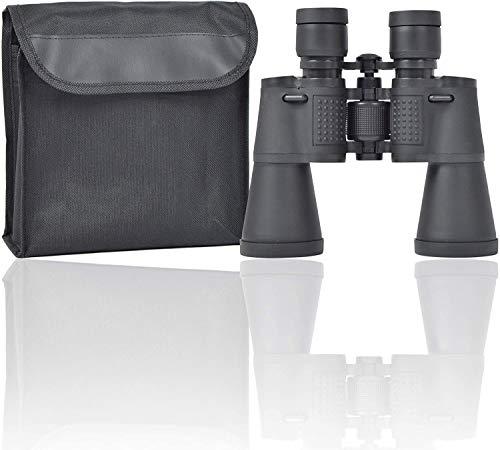 KK Timo Eagle Pro 1000 Fernglas 20x50 HD, kompaktes Teleskop for Kinder und Erwachsene, Feldstecher mit Tragetasche for Vogelbeobachtung, Wandern, Sport, Konzert und Tierbeobachtungen