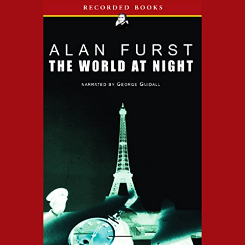 The World at Night audiobook cover art