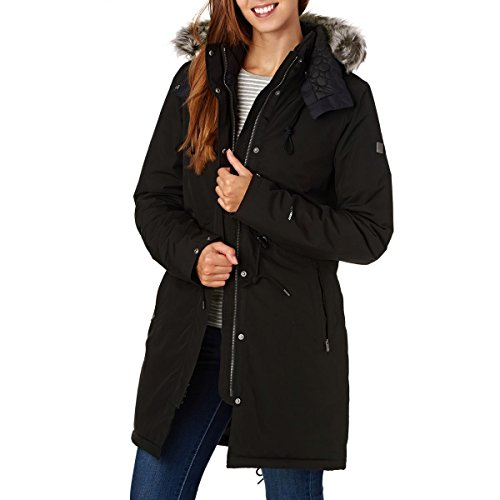 THE NORTH FACE W Zaneck Parka Insulated Synthetic Femme, TNF BL/VI White, FR (Taille Fabricant : XS)