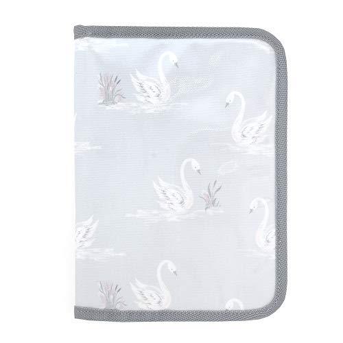 LAURA ASHLEY (ローラ アシュレイ) マルチケース 母子手帳ケース(ファスナー) Swans B2806400