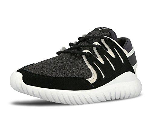 adidas Herren Tubular Nova White Mountaineering Sneakers BB0767, Schwarz - schwarz/weiß - Größe: 41 1/3 EU